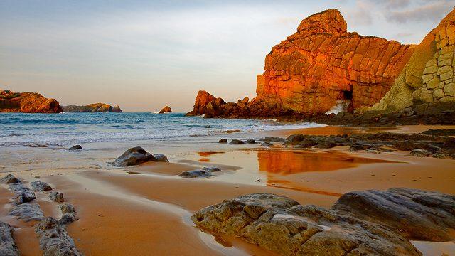 Playa del Portio